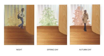 [Design Studio] Apartment Ailsa & Kath Perspective 2
