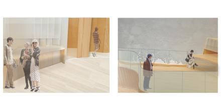 [Design Studio] Apartment Ailsa & Kath Perspective